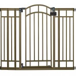 Check Summer Infant Decorative  Extra Tall Walk-Thru Gate Reviews and Specifications