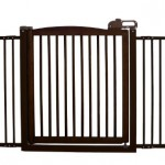 Richell 150-Design One-Touch Pet Gate – Questions & Answers