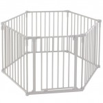 North States Industries Superyard 3 in 1 Metal Gate – Questions & Answers