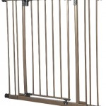 North States Industries Supergate Easy Close Metal Gate, Bronze – Questions & Answers
