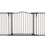 Supergate Deluxe Dacor Metal Gate, Brown – Questions & Answers