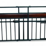 Carlson Pet Products Design Studio Mini Metal Expandable Pet Gate – Questions & Answers