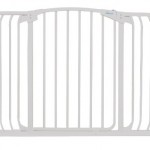 Dreambaby Swing Closed Hallway Security Gate, White – Questions & Answers