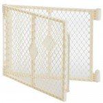 North States Industries Superyard Ultimate Play Yard 2 Panel Extension, Ivory – Questions & Answers